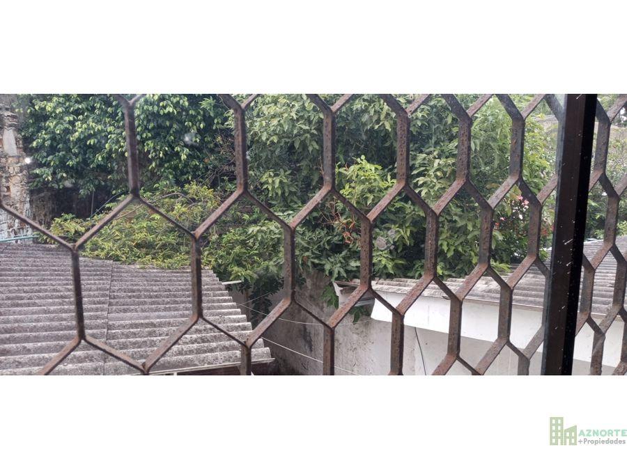 apartamento 2do piso casa 2 alcobas ciudad jardin