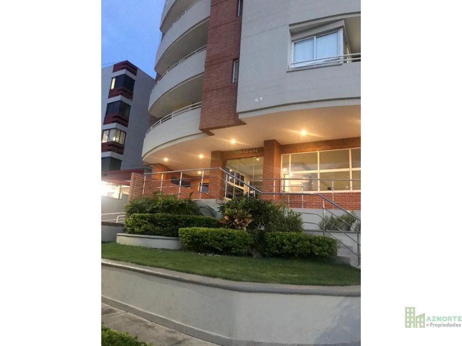 ciudad jardin 3 alcobas piso 6
