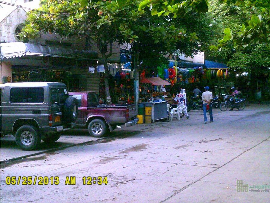 local comercial rodadero santa marta