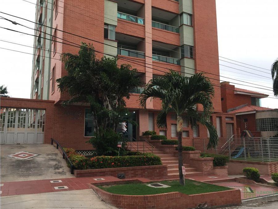 ciudad jardin 2 alcobas piso 3