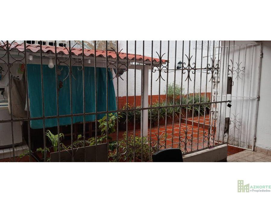 ciudad jardin 4 alcobas casa