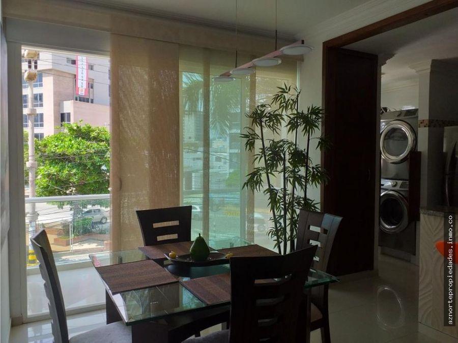 grand plaza 85 venta apartamento 3 alcobas barranquilla