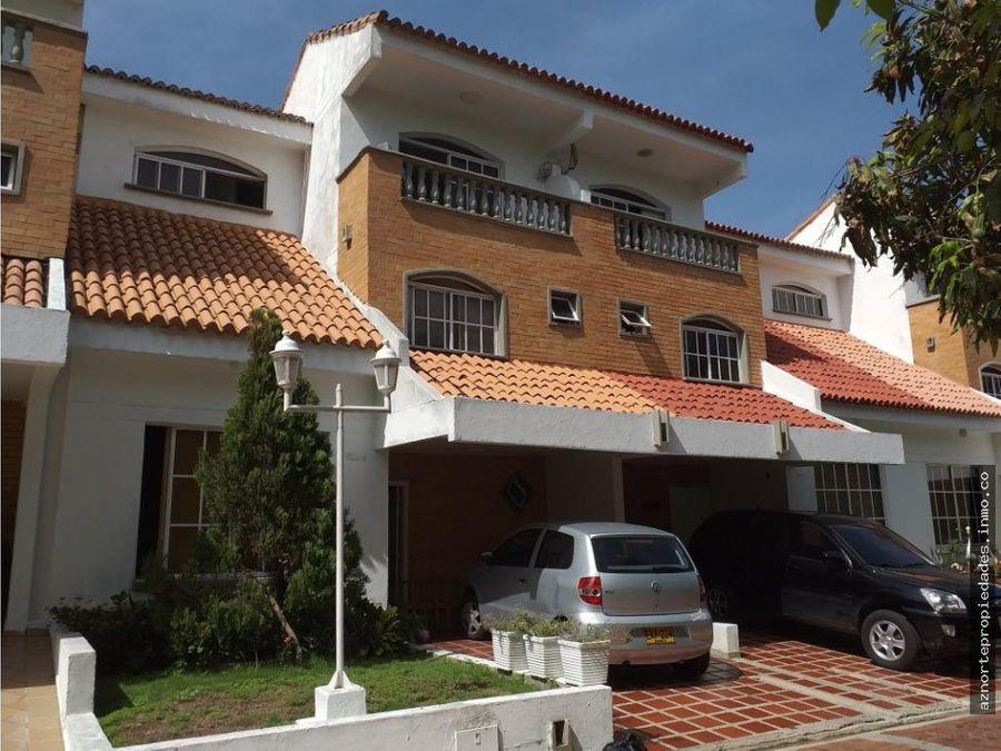 quintas de bellavista casa 3 alcobas venta villa santos
