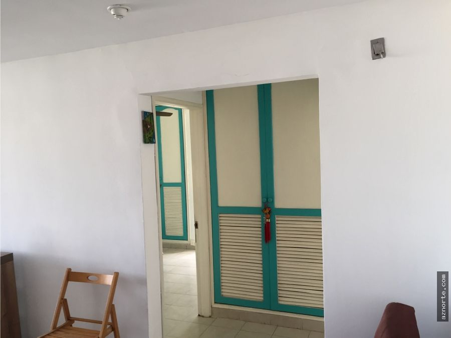 tabor 2 alcobas piso 3