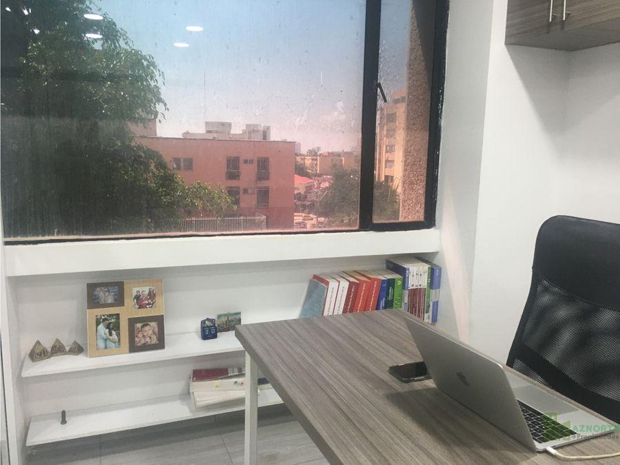 oficina en alquiler o venta alto prado