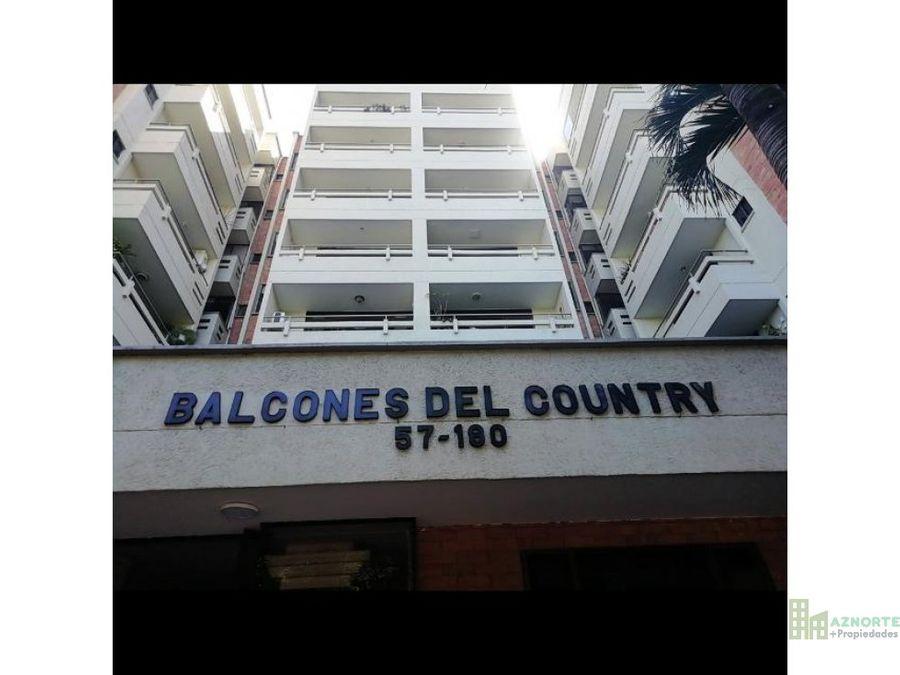villa country 3 alcobas p7 edificio balcones del country