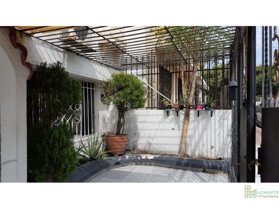 casa en venta barrio recreo