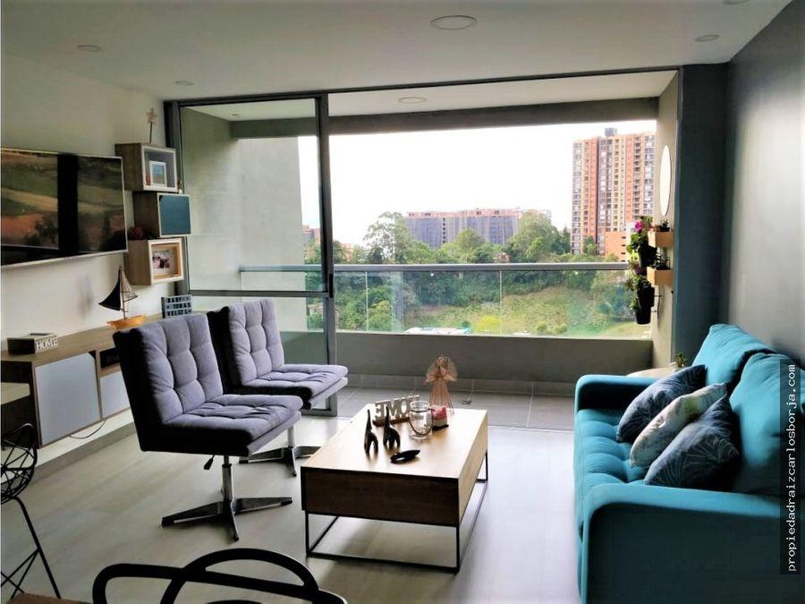 hermoso apartamento venta camino verde envigado