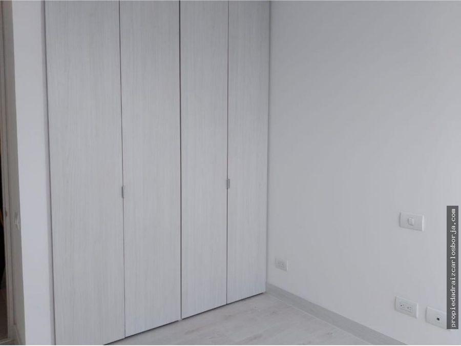 apartamento en envigado loma del chocho