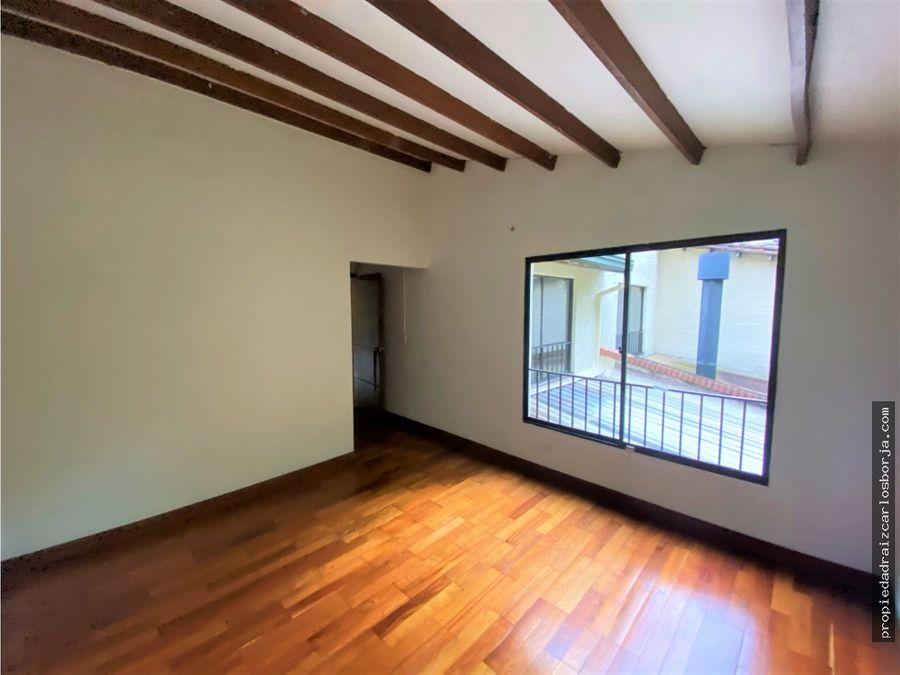 casa en venta en la intermedia envigado