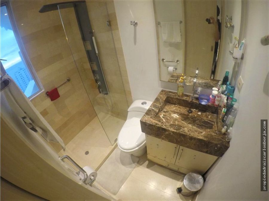 hermoso apartamento en bocagrande cartagena