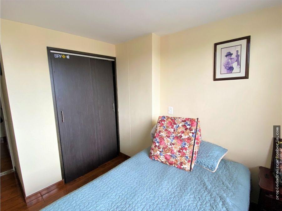 apartamento en venta loma del indio el poblado