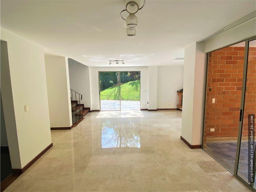 casa en venta en envigado la intermedia