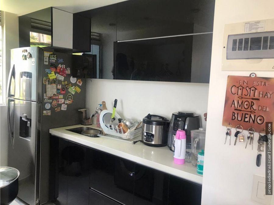 apartamento en venta en calazans medellin