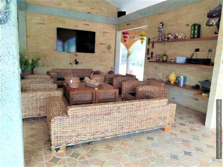 casa en venta en anapoima la mesa cundinamarca