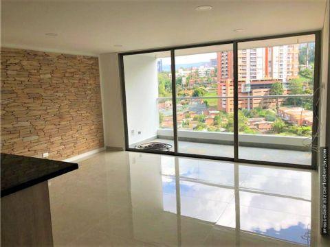 hermoso apartamento en venta loma del esmeraldal envigado