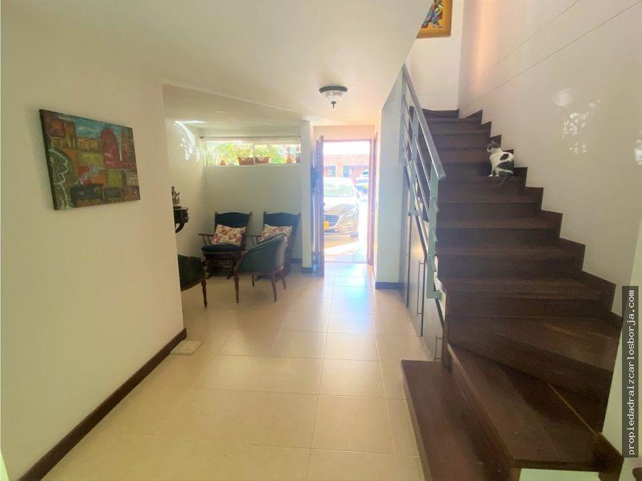 casa en venta en envigado trasnversal intermedia