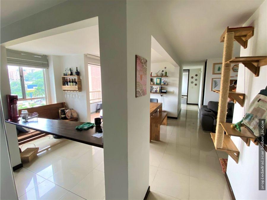 apartamento en venta en el poblado san j