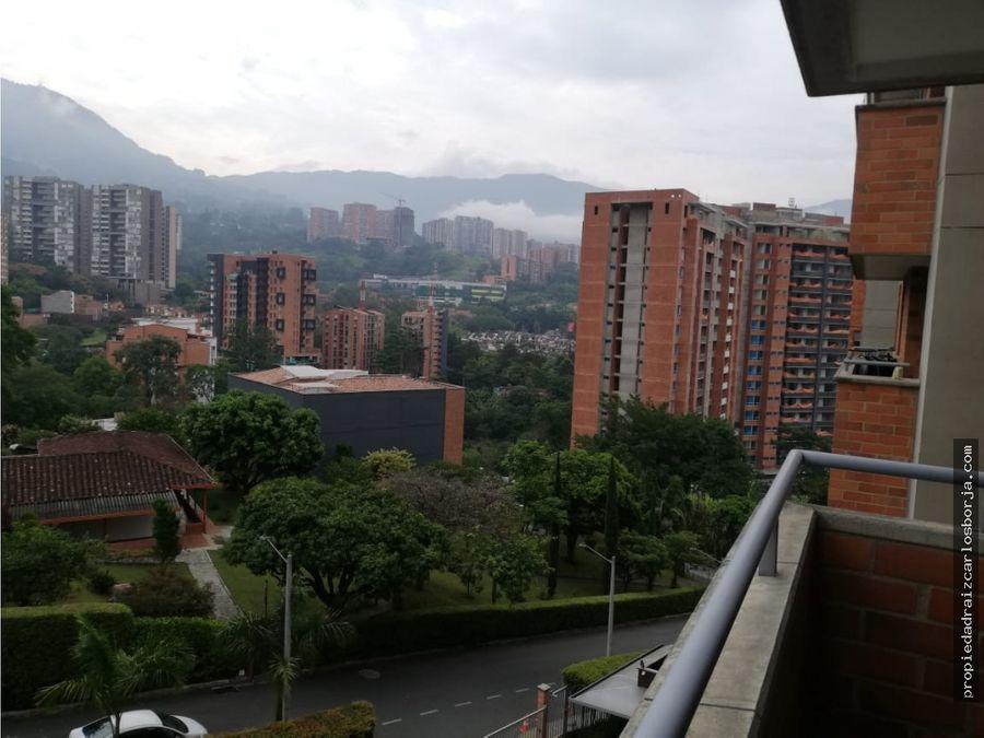 apartamento en envigado sector la inmaculada cumbres