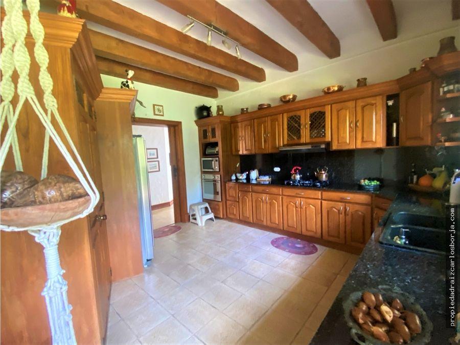 casa en venta en envigado loma del escobero