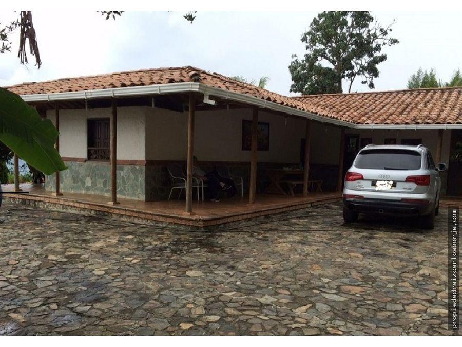 venta de finca vereda el zarzal copacabana ant