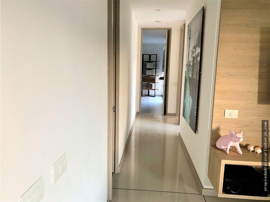 hermoso apartamento enta loma del chocho envigado