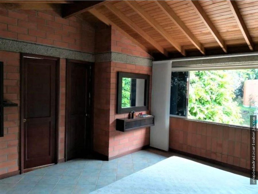 casa en venta en envigado intermedia la sebastiana