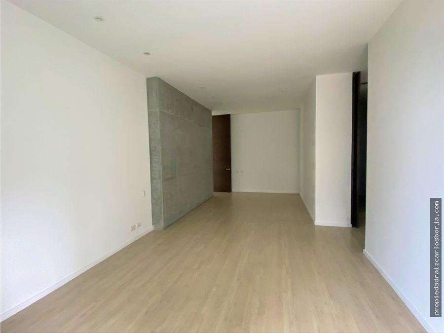 apartamento en venta loma de los balsos el poblado