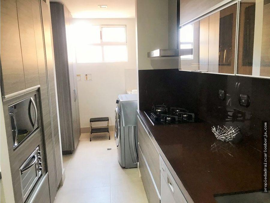 apartamento en venta en jardines otraparte envigado