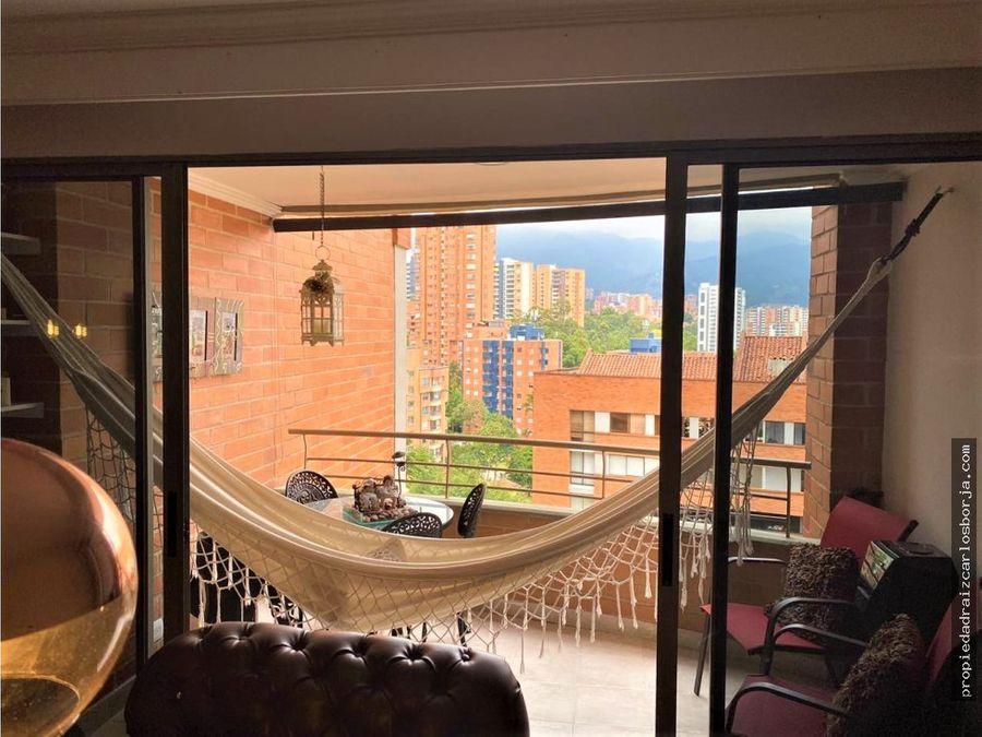 apartamento en venta en el campestre el poblado