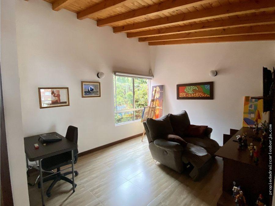 casa en venta transversal intermedia envigado