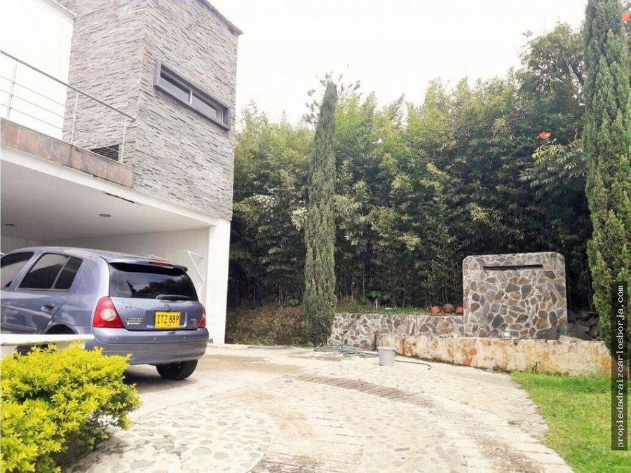 casa en venta en la estrella sector bellavista