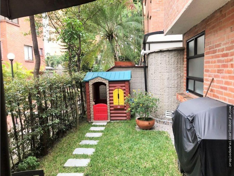casa reformada en venta loma del indio el poblado