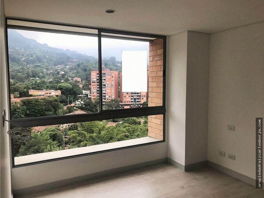 apartamento nuevo envigado loma del chocho