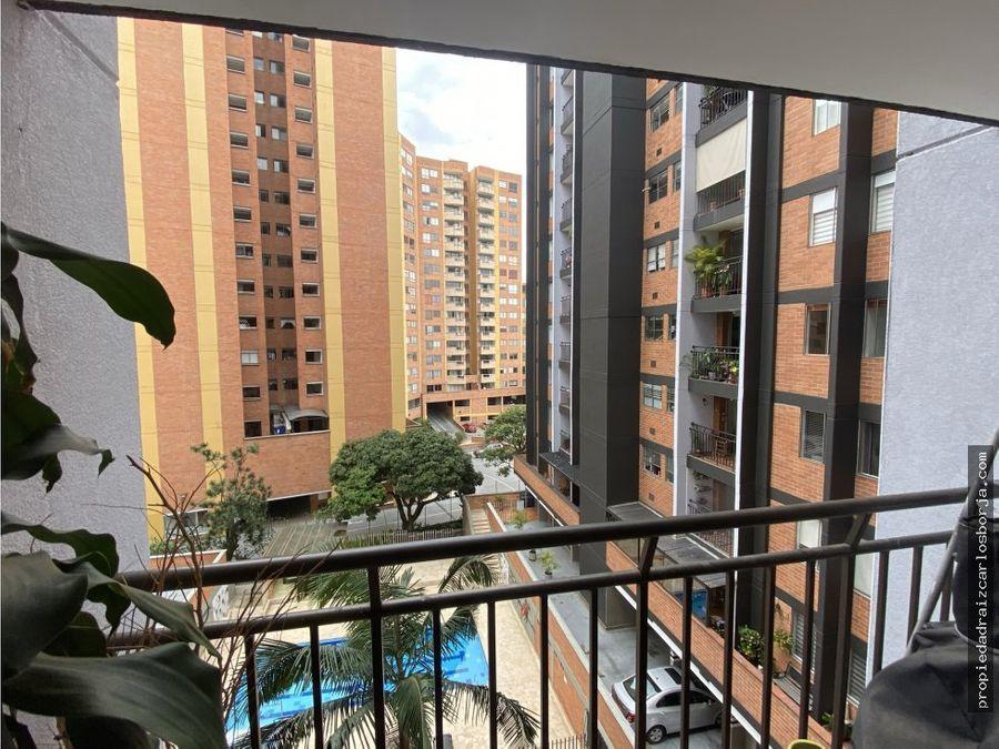 apartamento en venta en envigado jardines otraparte