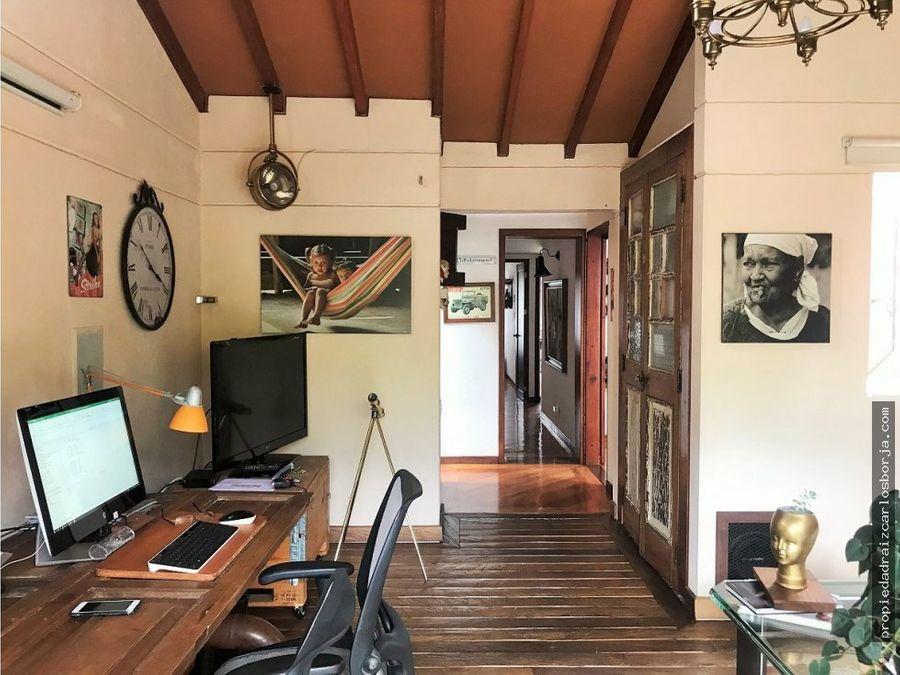 casa en venta loma del chocho envigado