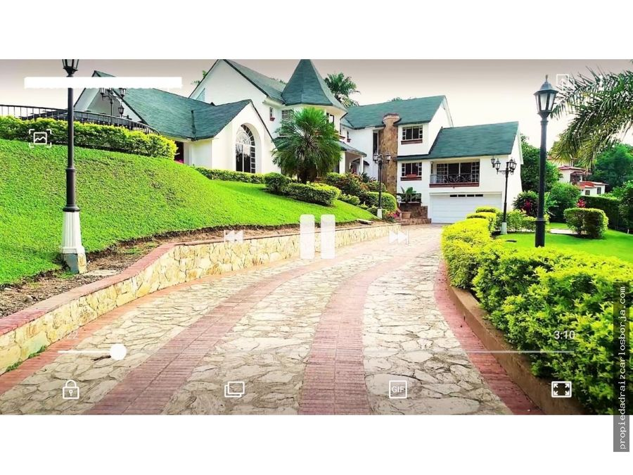 excelente casa en armenia sector el eden