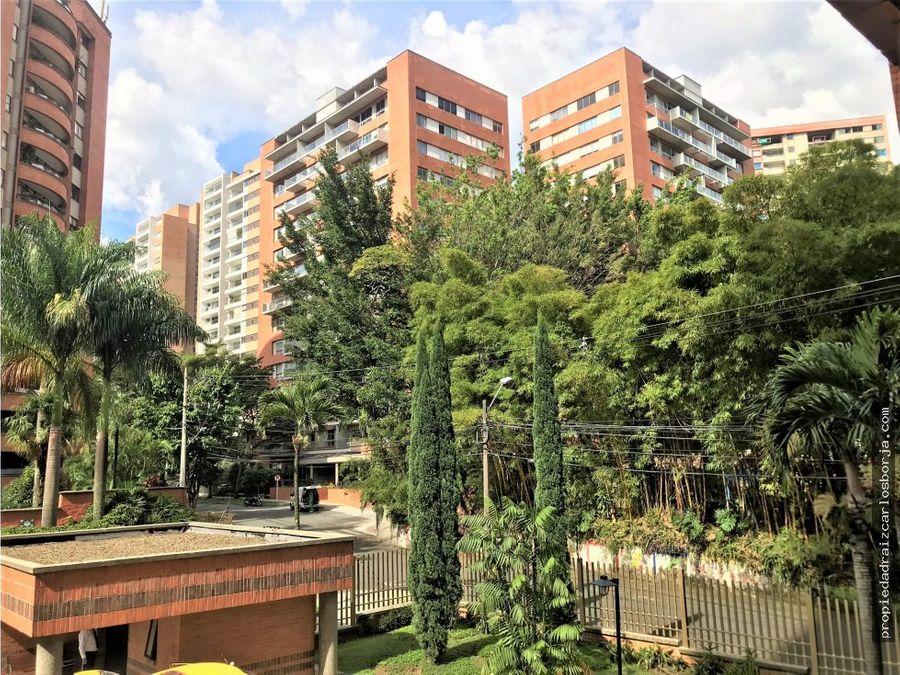 amplio apartamento los balsos el poblado