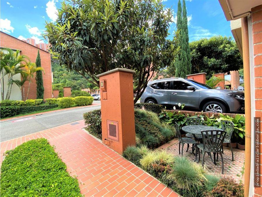 casa en venta en envigado camino verde