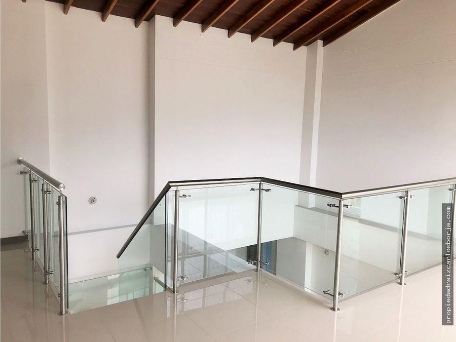 apartamento duplex en venta la abadia envigado