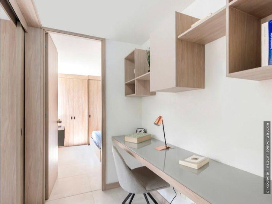 apartamento en venta en itagui centro de la moda