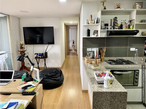 apartamento en venta en sabaneta loma el trapiche