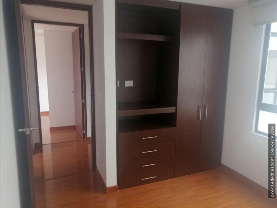 apartamento en venta en bogota nuevo country