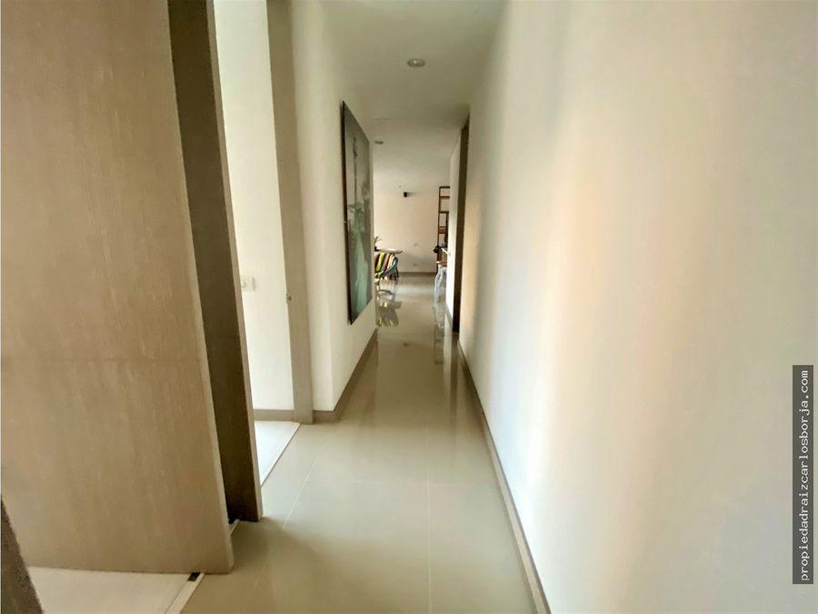 apartamento en venta en envigado loma del chocho