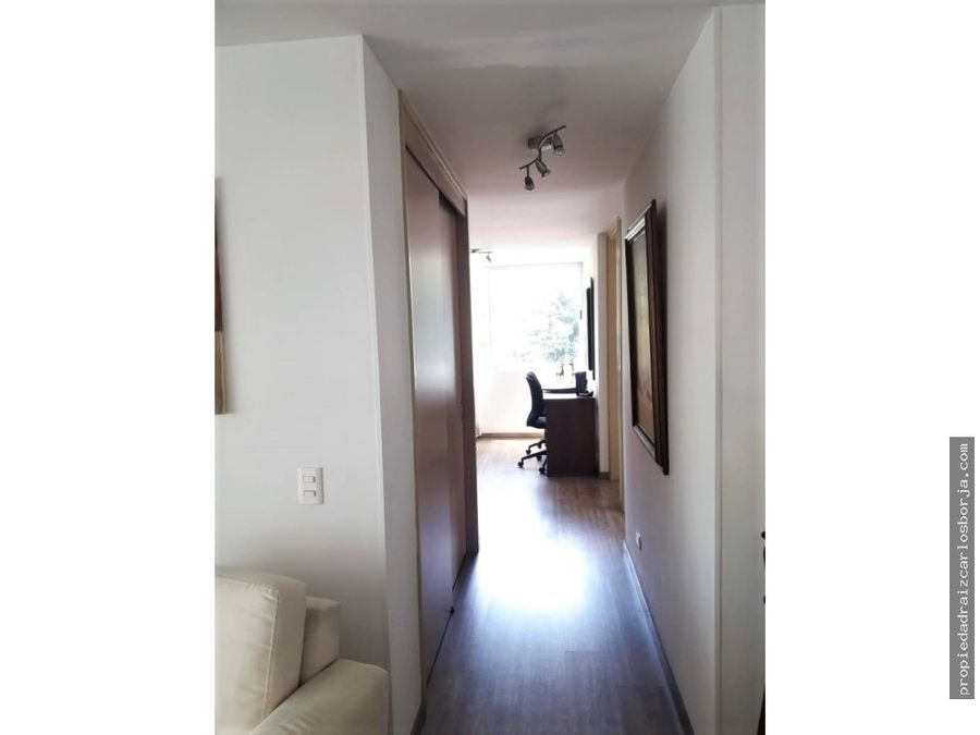 apartamento en venta cumbres loma del chocho envigado