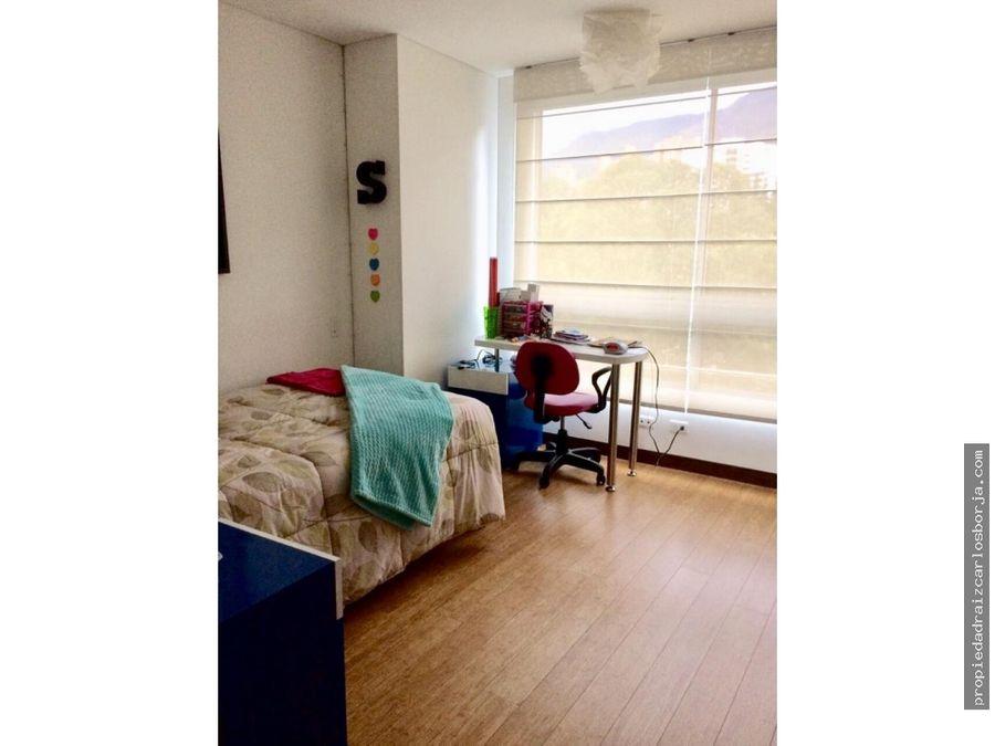 apartamento en el polado loma de los balsos