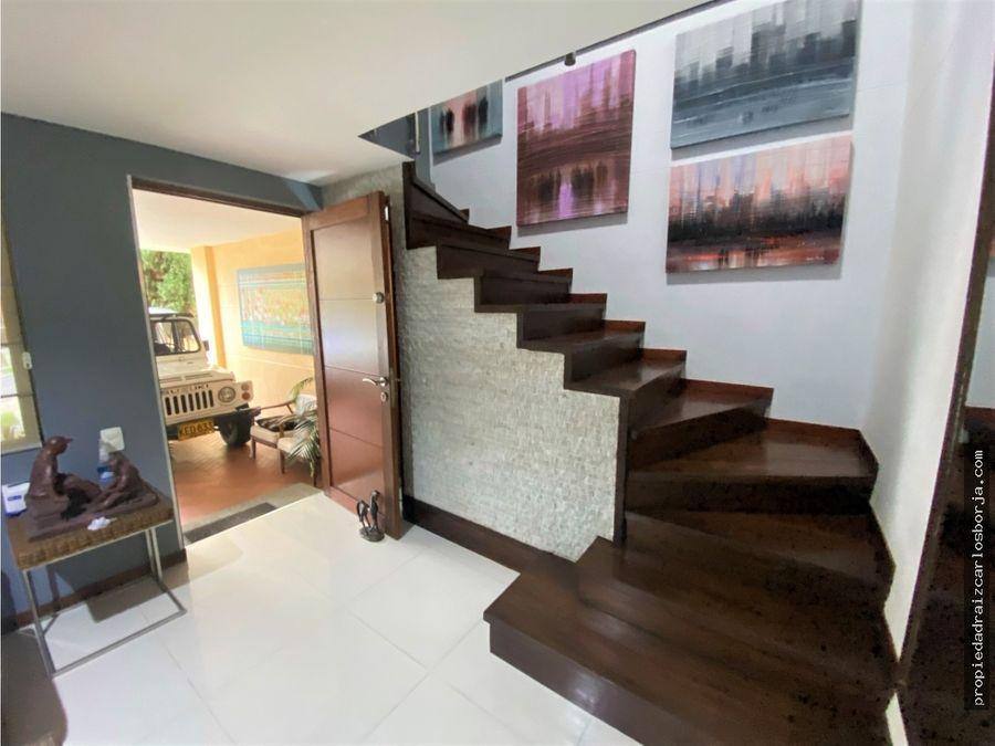 casa en venta en envigado cumbres