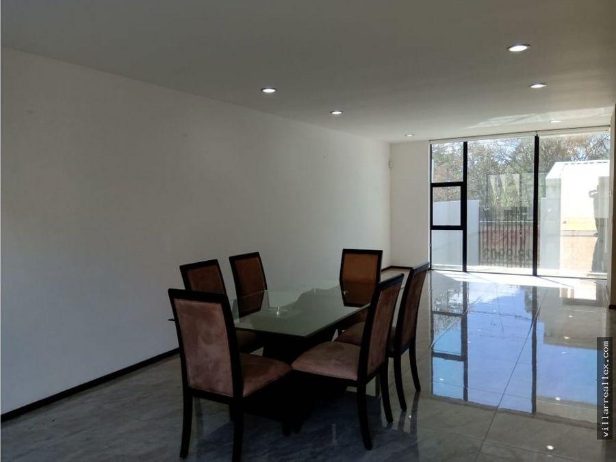 v133 preciosa casa en venta san isidro heredia