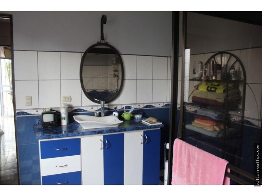 v07 confortable casa en venta escazu