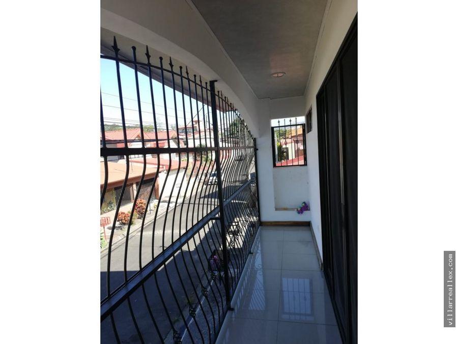 v155 espaciosa casa en venta grecia alajuela